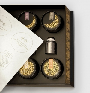 Hullet House Mooncake Packaging